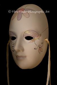 Mardi Gras Face