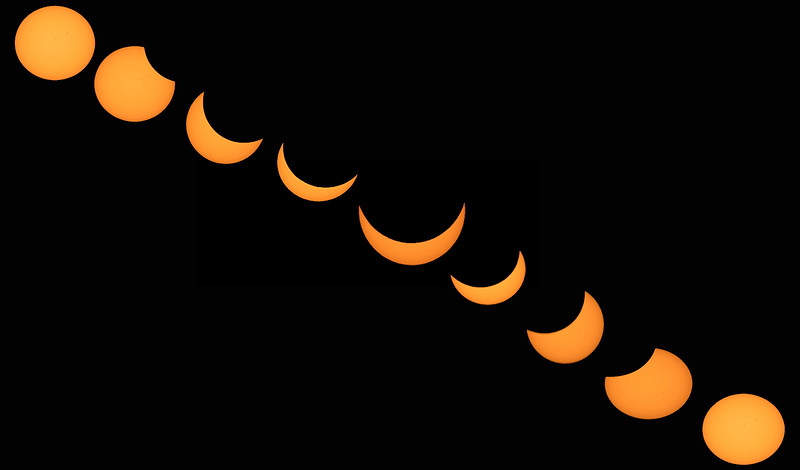 The Great Floridan Solar Eclipse of 2017