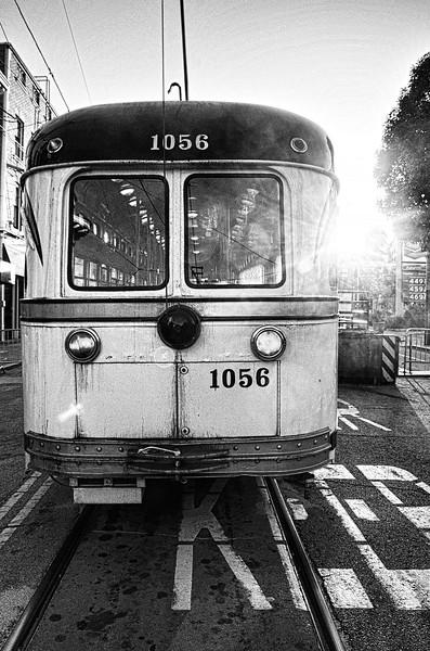 trolley2BW