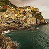 Oil & Canvas; Cinque Terre