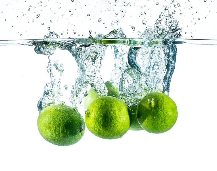 Lime Splash III