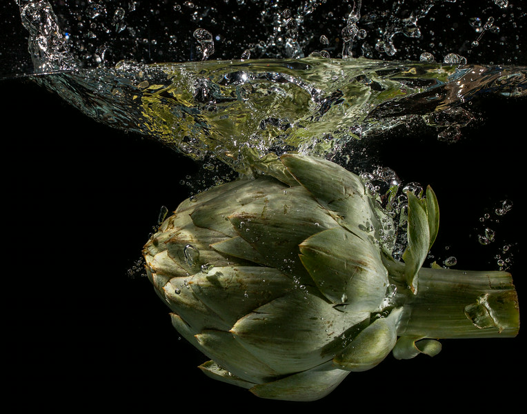 Artichoke Splash