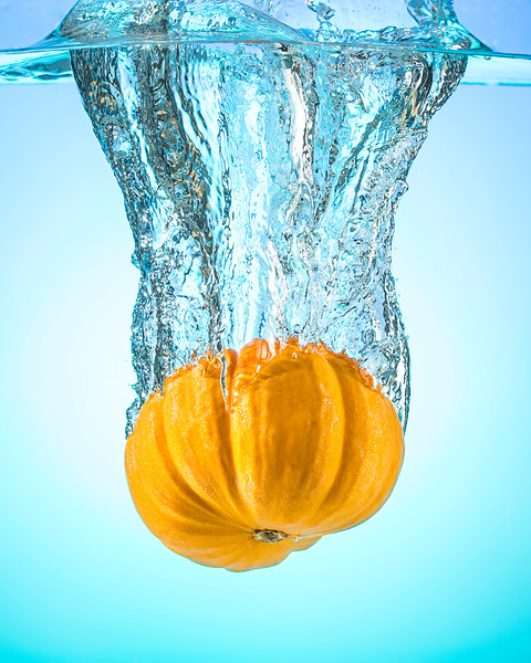 Pumpkin Splash  III