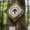 Bruce Trail Marker