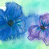 0005-hand painted greeting cards