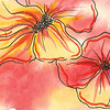 0015-hand painted greeting cards