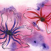 0014-hand painted greeting cards
