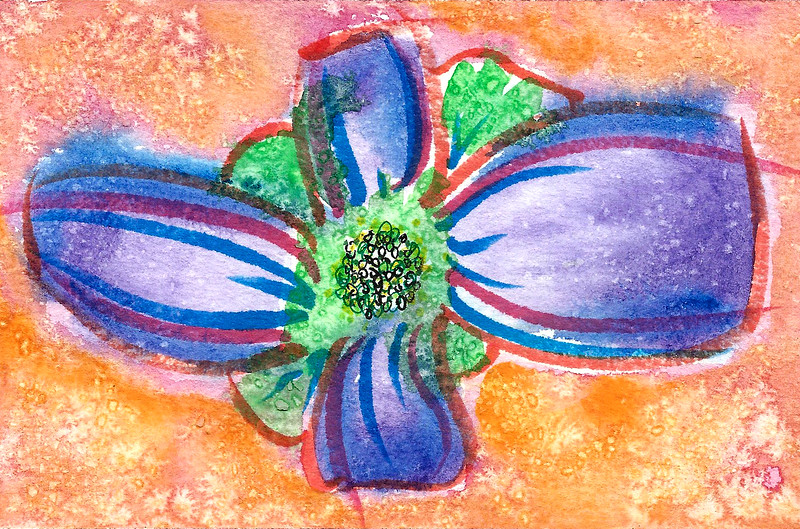 0008-hand painted greeting cards