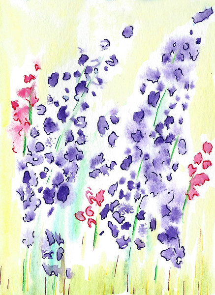 0010-hand painted greeting cards