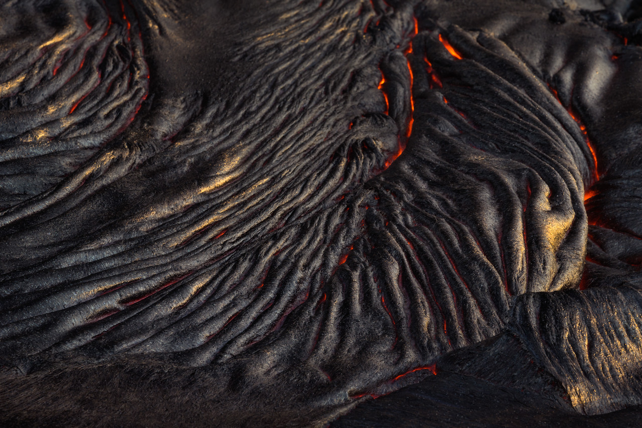Braids of Pele