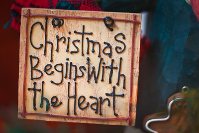 Christmas Spirit begins with a Christmas Heart!