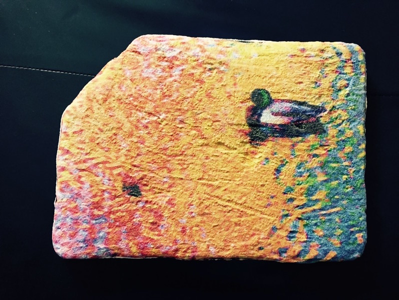 Homage to Van Gogh - Duck a L'Orange