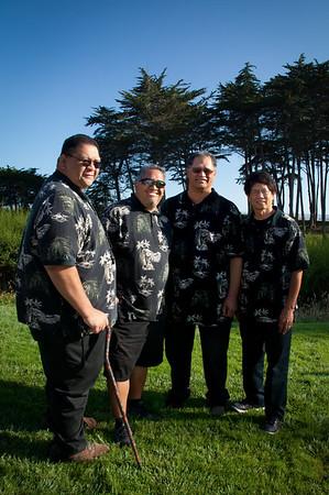 Ho'omana & Friends. Seascape, July 2, 2010
