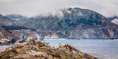 Big Sur, California. June 2013.