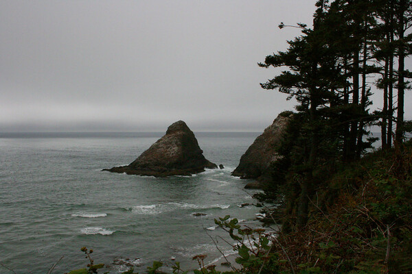 Haceta Head Lighthouse, Oregon. September 2007