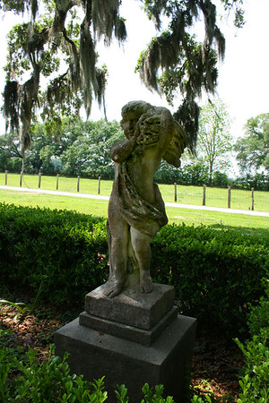 New Orleans, Louisiana, March 2008 Evergreen Plantation