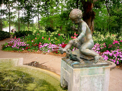 New Orleans, Louisiana, Garden District. March 2005