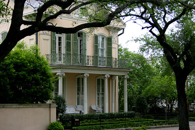 New Orleans, Louisiana, Garden District. March 2008