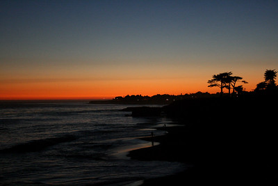 West Cliff, Santa Cruz, California