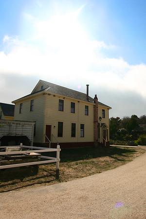 Wilder Ranch, Santa Cruz, October 2008