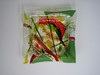 "top view of fused glass dish, 8"" x 8""<br /> <br /> $375 (SOLD)"