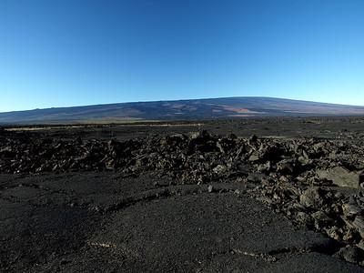 Muana Loa Volcano