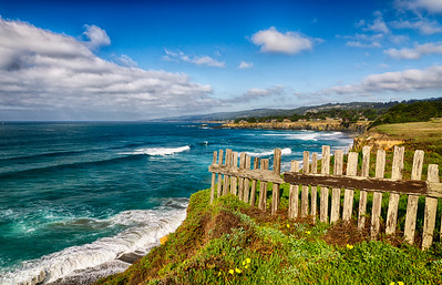 Sea Ranch Fence 2