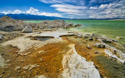 Mono Lake Shoreline