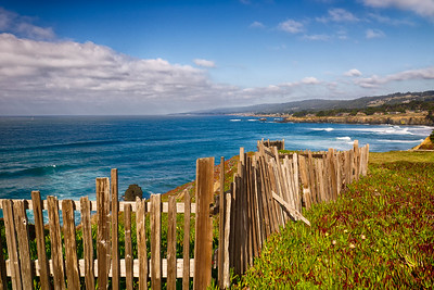 Sea Ranch Fence 1