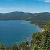 Carnelian Bay of Lake Tahoe