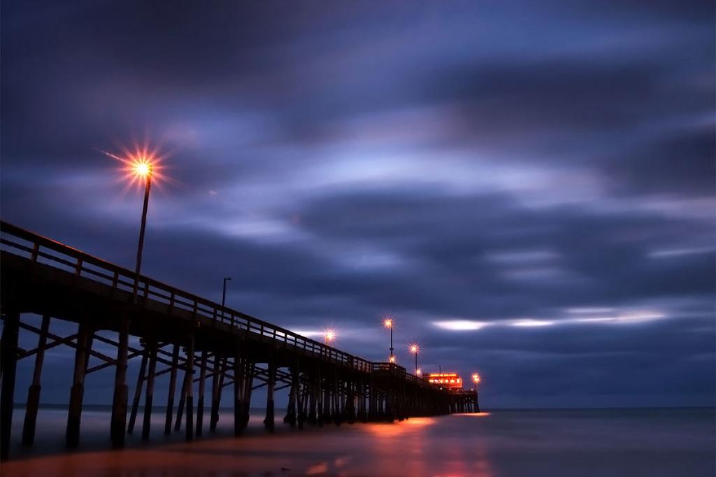 Newport Pier, Newport Beach, CA