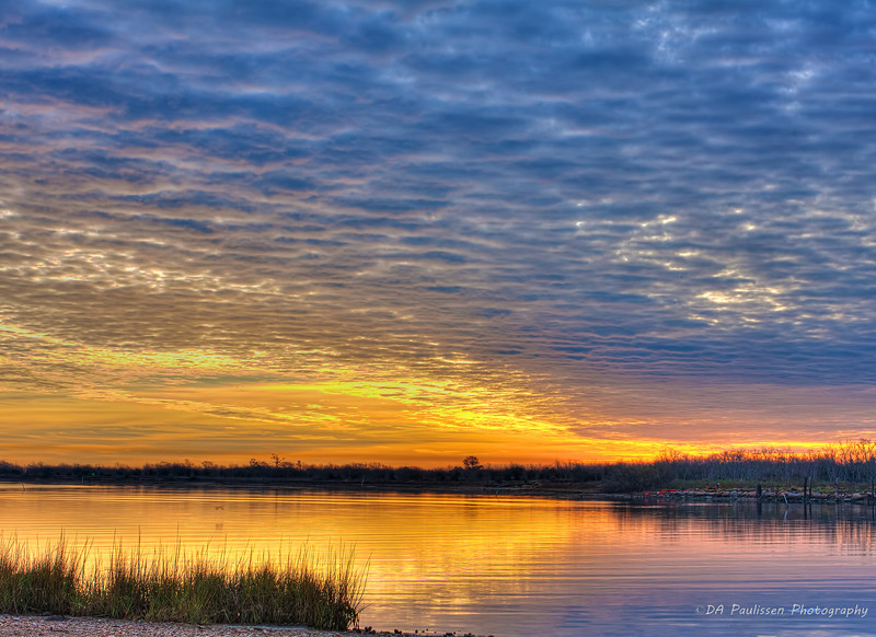 Glorious Dawn - Dickinson Bayou