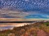 Dawn at Dickinson Bayou Bridge
