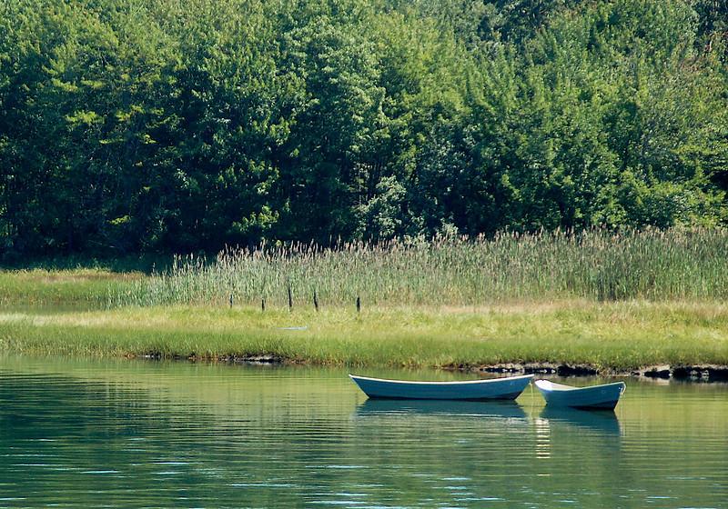 Kennebunkport, Maine. Summer Calm