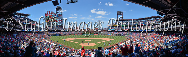 Citizens Bank Park, Home Plate Pano