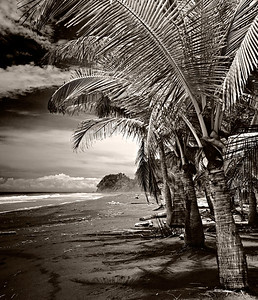 A view of Playa Hermosa in Costa Rica.