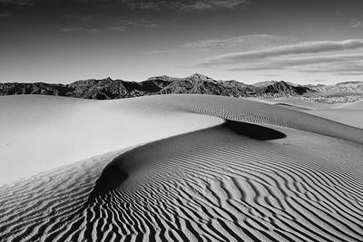 Sand Dunes B&W 4 - D850 - NonSignature-