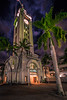 Night Time Aloha Tower