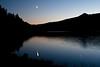 The First Star of the Night - Dworshak Reservoir, Idaho