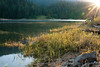 Golden Rays Hitting the Water - Dworshak Reservoir, Idaho