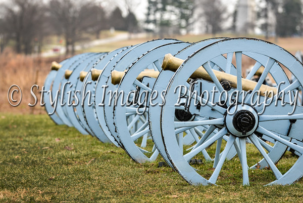 Valley Forge Cannons