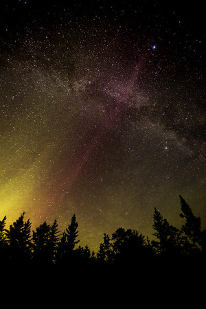 Loon Lake Milky Way