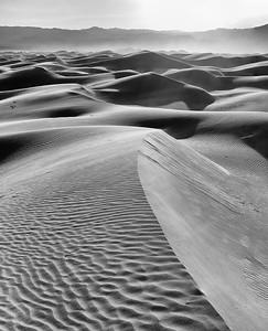 Sand Dunes B&W 3 - NonSignature-