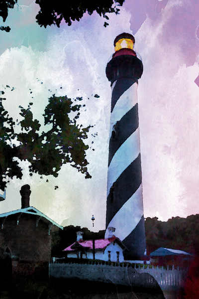 Lighthouse-9194-Edit watercolor-I