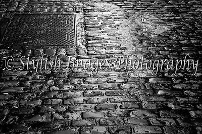 Wet Irish Street