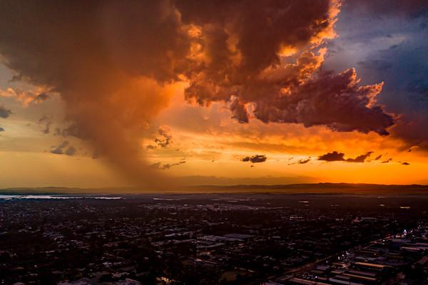 Redcliffe Peninsula Sunset - Mavic 2 Pro-17