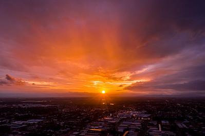 Redcliffe Peninsula Sunset - Mavic 2 Pro-14