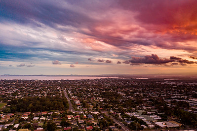 Redcliffe Peninsula Sunset - Mavic 2 Pro-15
