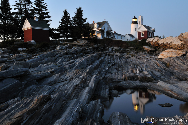 Permaquid Point reflection