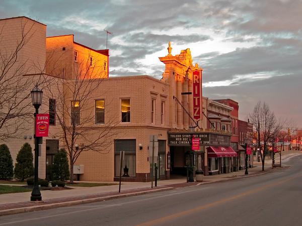 The Ritz Theater, Tiffin, Ohio